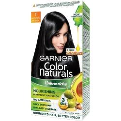 Garnier Color 1 Natural Black Hair Colour Pack Of 2