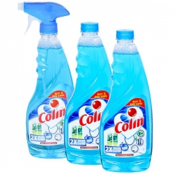 Colin Glass Cleaner 500ml Pack Of 3Pcs