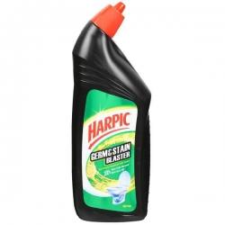 Harpic Germ & Stain Blaster Disinfectant Citrus Toilet Cleaner 750ml