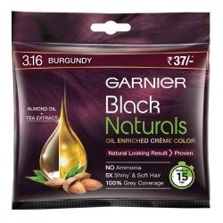 Garnier Black Naturals Shade Natural Burgundy 3.16 20ml+20g