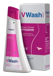 V Wash Plus Intimate Hygiene Wash PH3.5 200ml