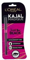 Loreal Paris Kajal Kohl Magique Supreme Black Waterproof Pencil 0.35g