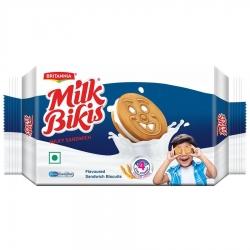 Britannia Biscuits Milk Bikis Choco Milky 100g