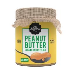 The Butternut Organic Unsweetened Peanut Butter Creamy 200g