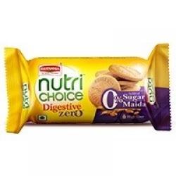 Britannia Nutri Choice Digestive Zero Biscuit 100g