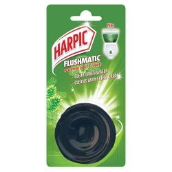Harpic Flushmatic InCistern Toilet Cleaner Pine 50g