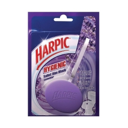 Harpic Hygienic Toilet Rim Block Lavender 26g