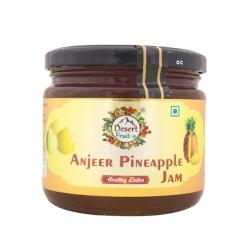 Desert Fruitos Anjeer Pineapple Jam 400g